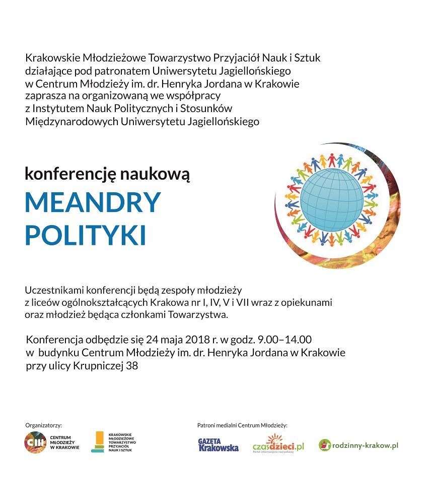 Konferencja politologiczna, e-zapr